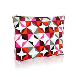 Thirty-One Large Zipper Pouch Retired NEW NIP